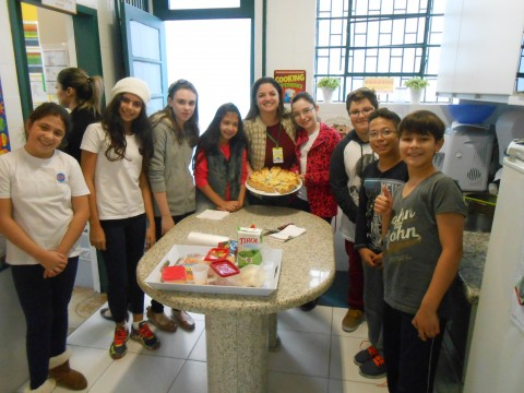 Cooking Experience: a delicious learning moment!