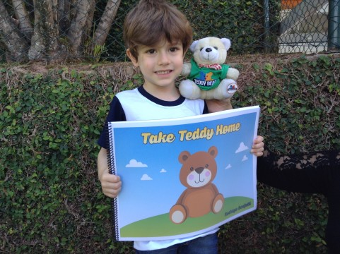 Take Teddy Home