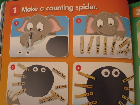 The Counting Spider
